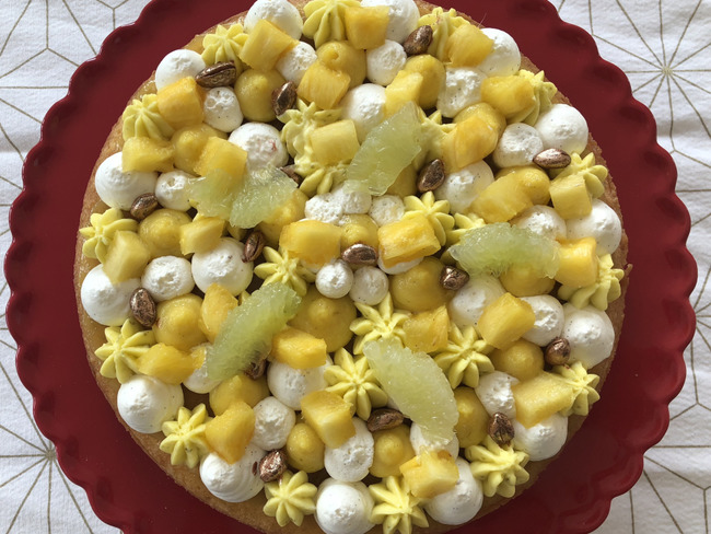 Fantastik ananas citron vert