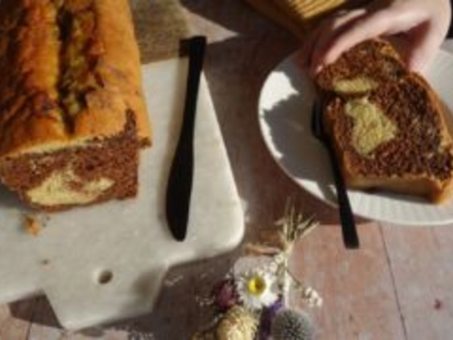 cake marbré : recette extra moelleuse