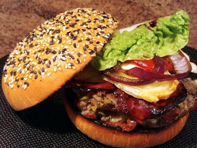 Burger à l'espagnole