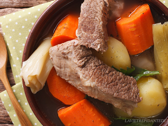 Pot au feu healthy et inratable