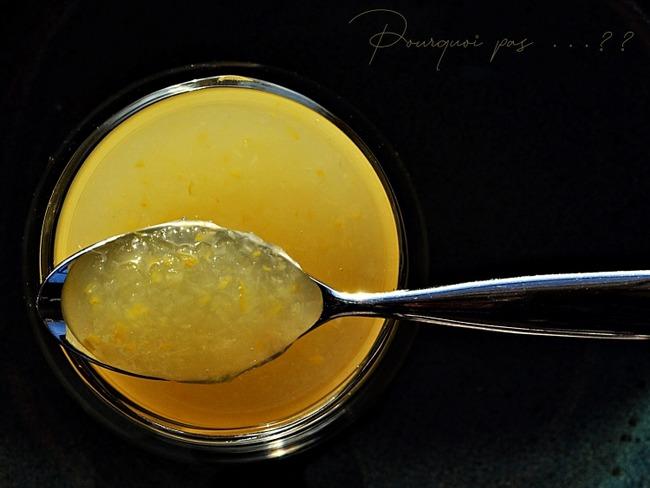 Marmelade de cédrat