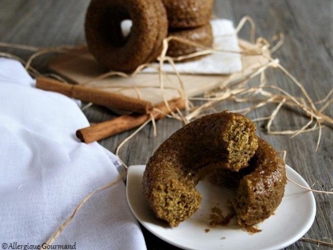 Comme des donuts potimarron-cannelle
