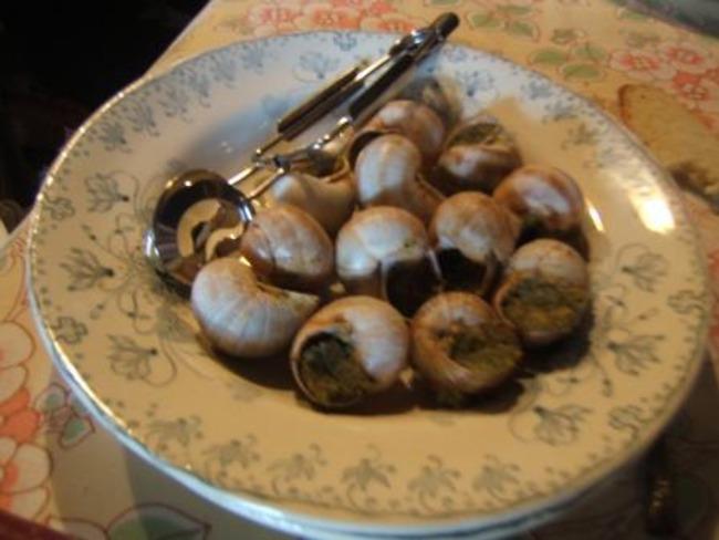 Escargots Farcis