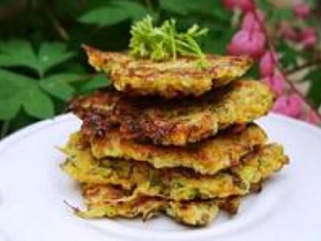 Galettes de Légume et Quinoa