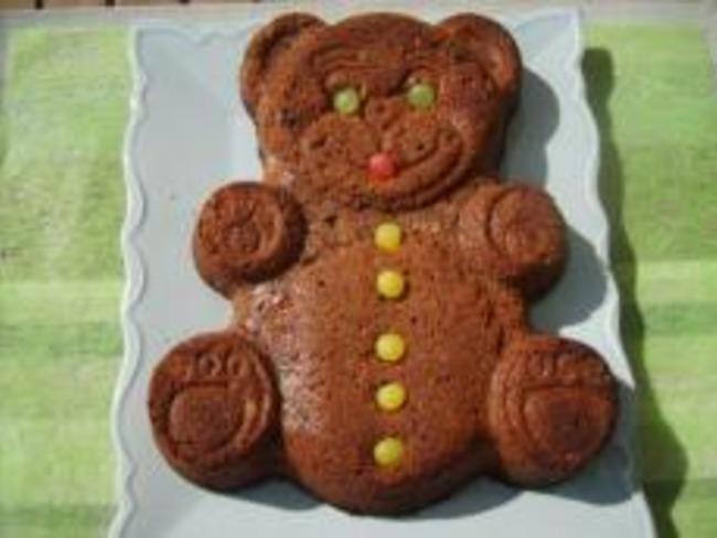 Gâteau Chocolat et Amandes