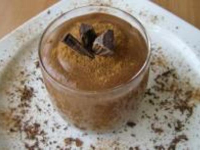 Mousse au Chocolat à la Cannelle