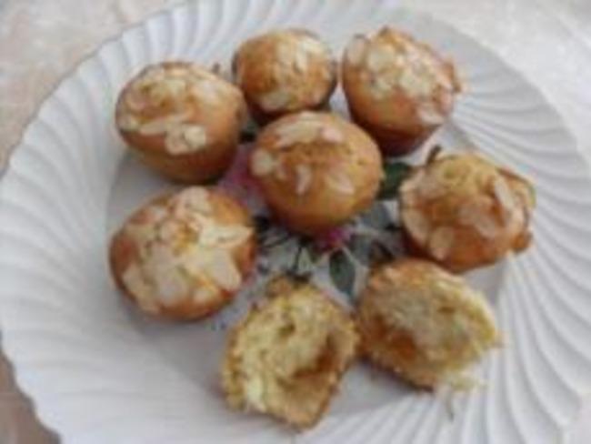Muffins à la Confiture d'Orange