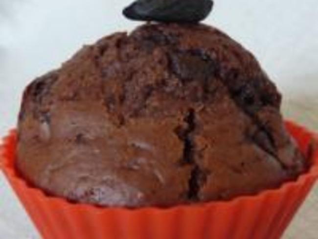 Muffins Chocolat-Fève Tonka