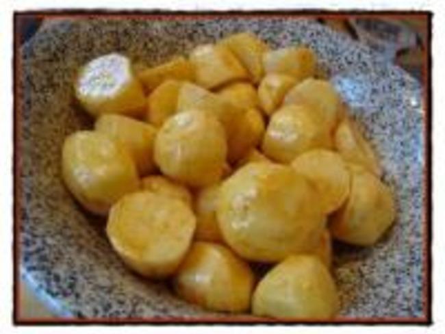 Pommes de Terre au Paprika Cuites au Four
