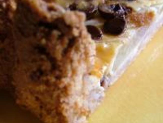 Tarte Poires & Chocolat, Pâte Sablée aux Fruits Secs