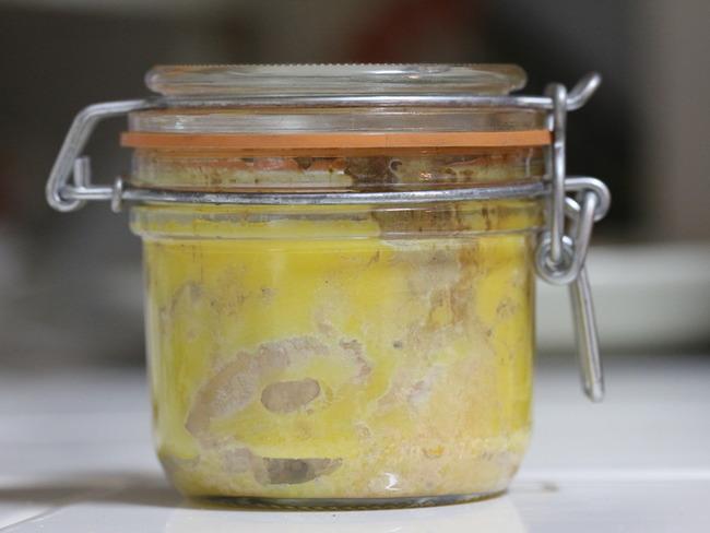 Foie Gras cuit en bocal