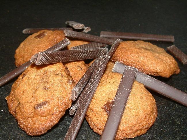 Les cookies Miss Paprika