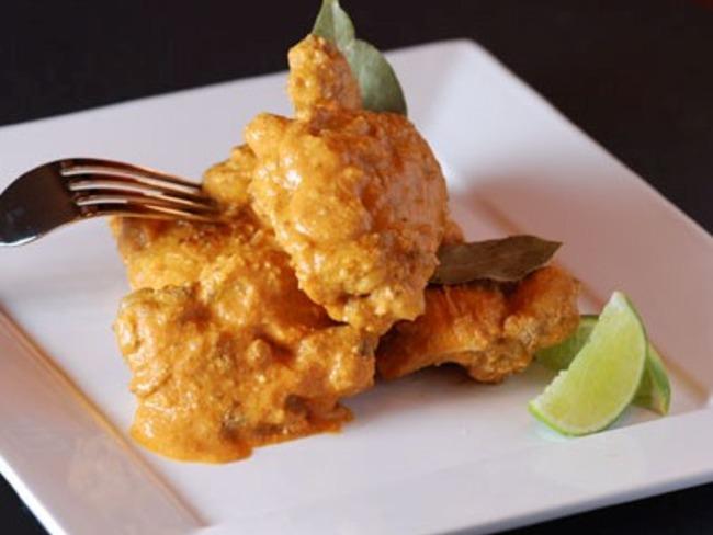 Butter chicken ou poulet tandoori makkhani
