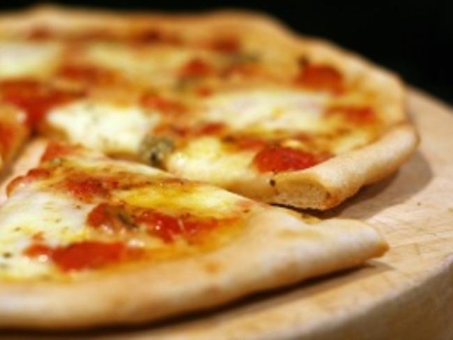 Pizza à l'origan