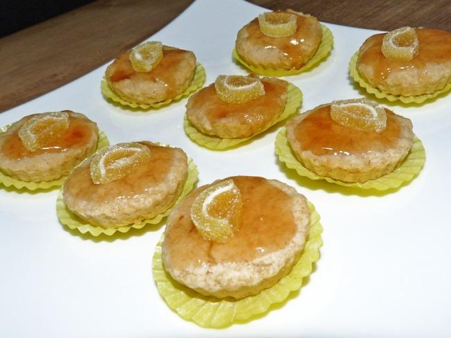 Les mignons au citron