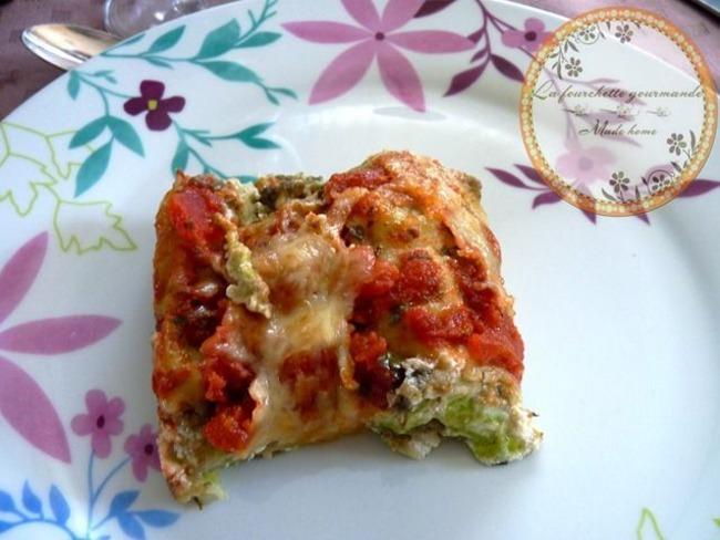 Lasagne de ravioles
