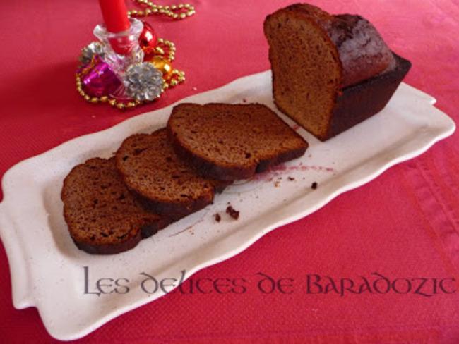 Pain d'épices spécial foie gras