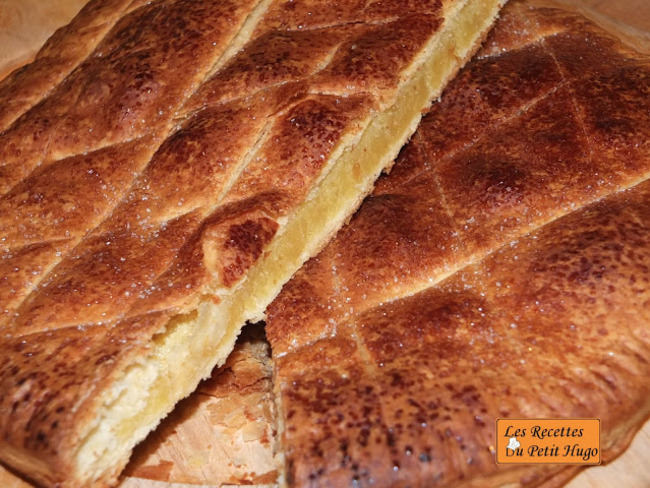 galette pommes gingembre