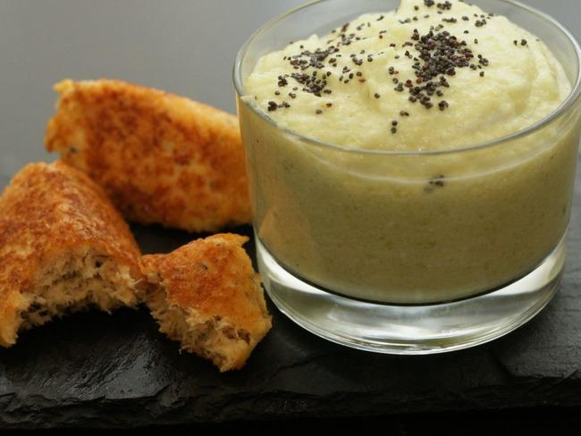 Croquettes Saumon – Parmesan