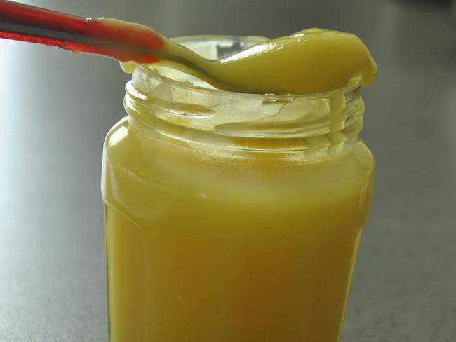 Crème de citron ou Lemon curd