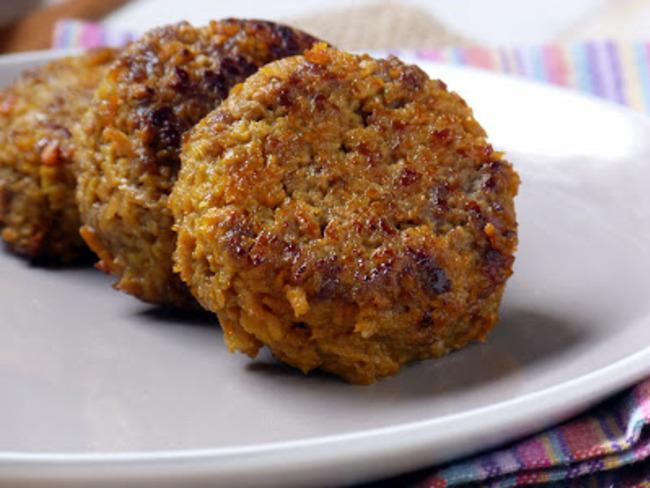 Koftas de viande à la patate douce