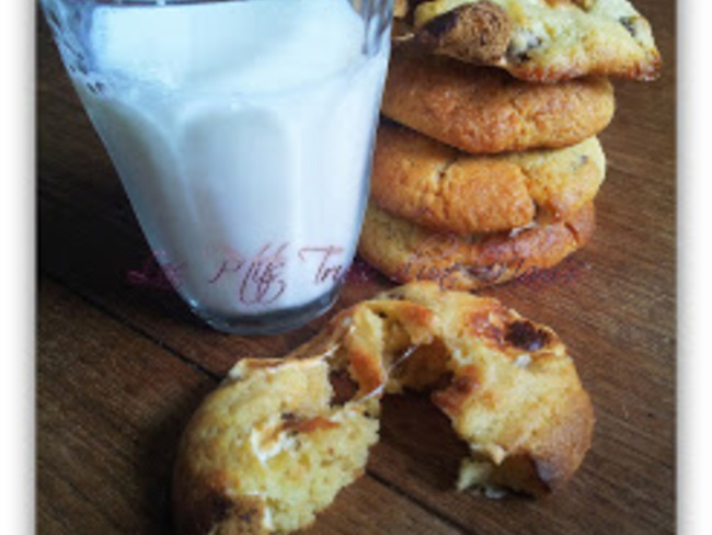 Cookies aux mini-marshmallows
