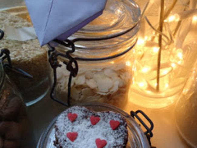Gâteau mousseux et moelleux au chocolat