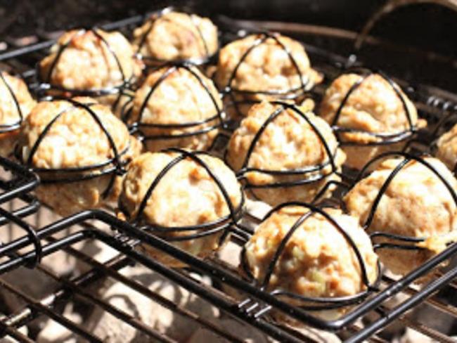 Boulettes de poulet au 7-épices du Liban