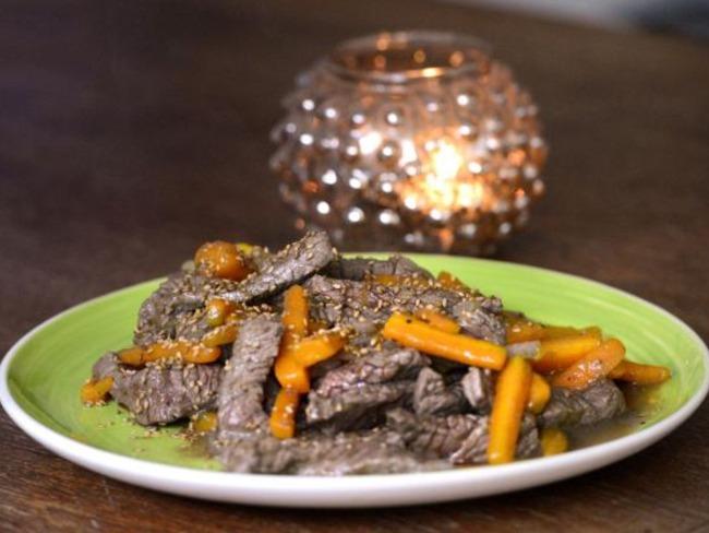 Boeuf-carottes express