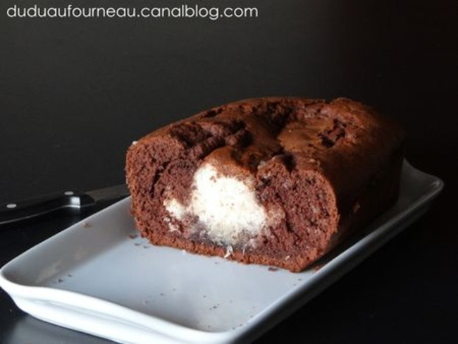 CAKE CHOCOLAT COEUR COCO
