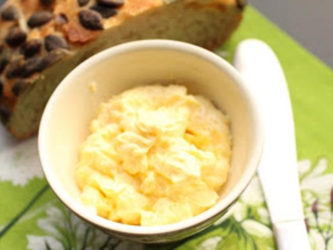 Beurre de culture maison