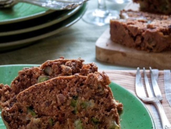 Cake salé sans oeufs, sans lactose
