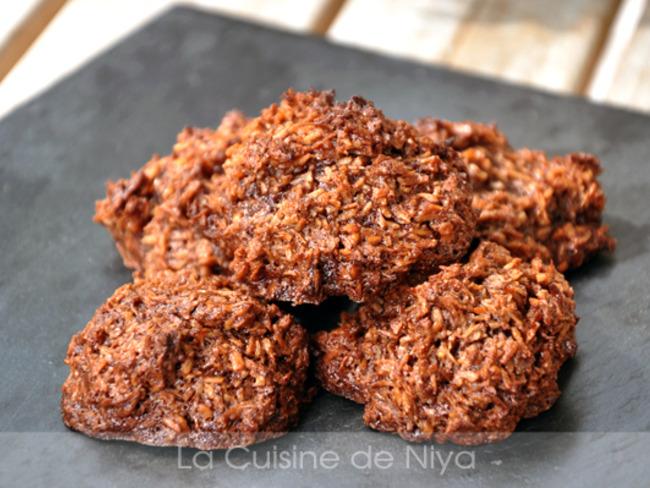Rochers coco cacao