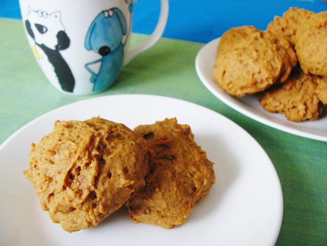Biscuits moelleux au gingembre frais