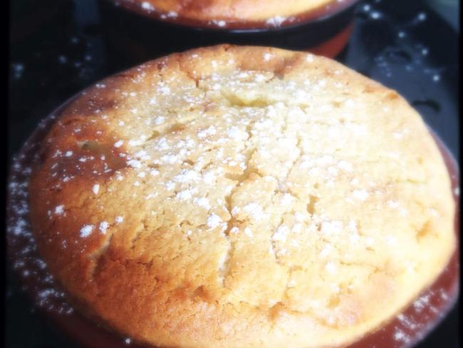Crème d'amande fruitée