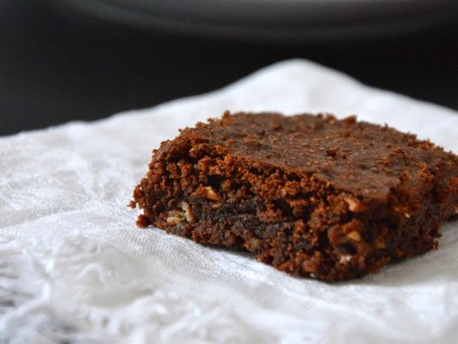 Brownies aux Amandes torréfiées