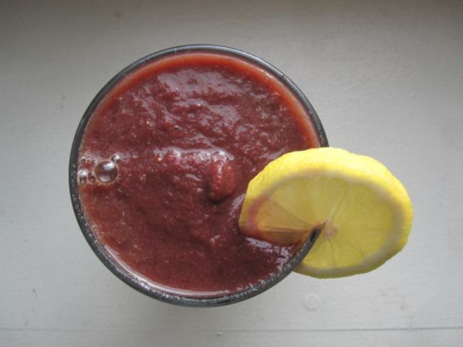 Smoothie fruits et légumes