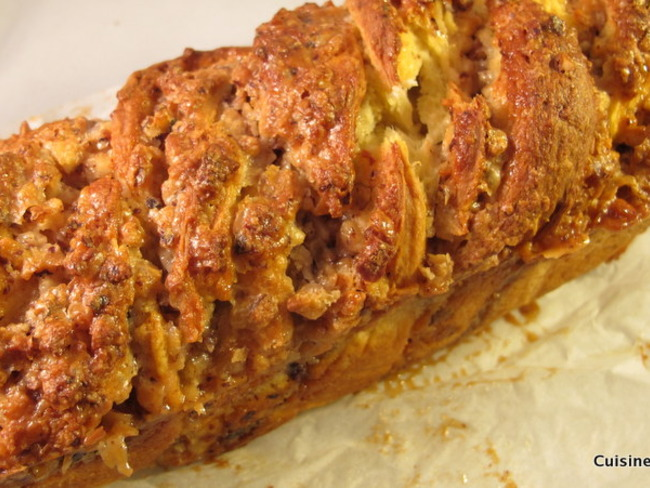 Gâteau Krantz aux noisettes