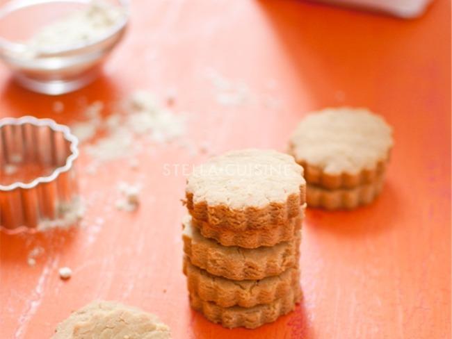 Crackers à la farine de pois chiche