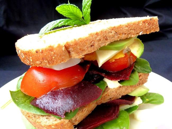 Sandwich Californien