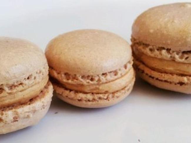 Les Macarons au Caramel au Beurre Salé