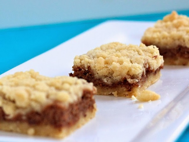 Barres aux figues, petits gâteaux plein d'énergie