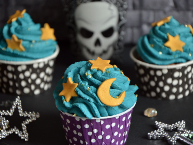 Cupcakes gingembre chantilly