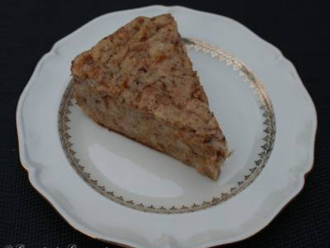 Pudding rhum - cannelle