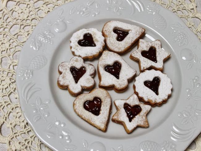 Biscuits Linzer