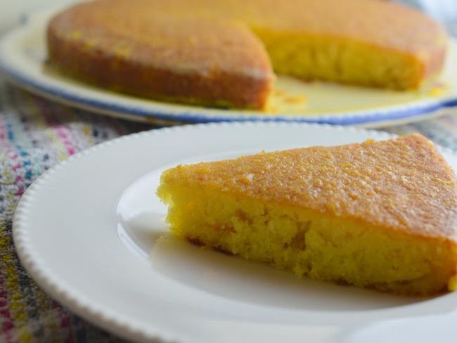 Gâteau ultra moelleux à l'orange