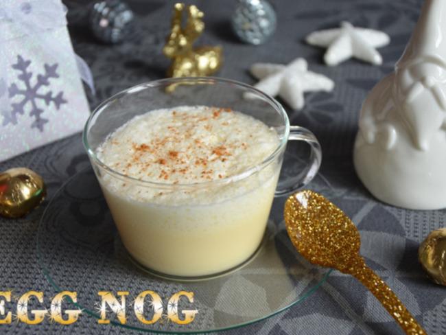 Eggnog ou lait de poule