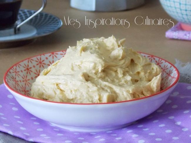 Crème au beurre facile