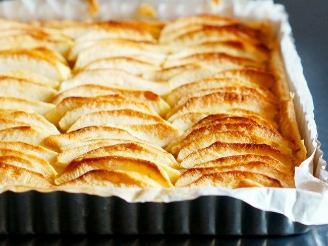 Tarte Aux Pommes Maison Et Facile Recette Par Pretty Chef