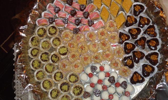 Gâteau traditionnel Algérien
